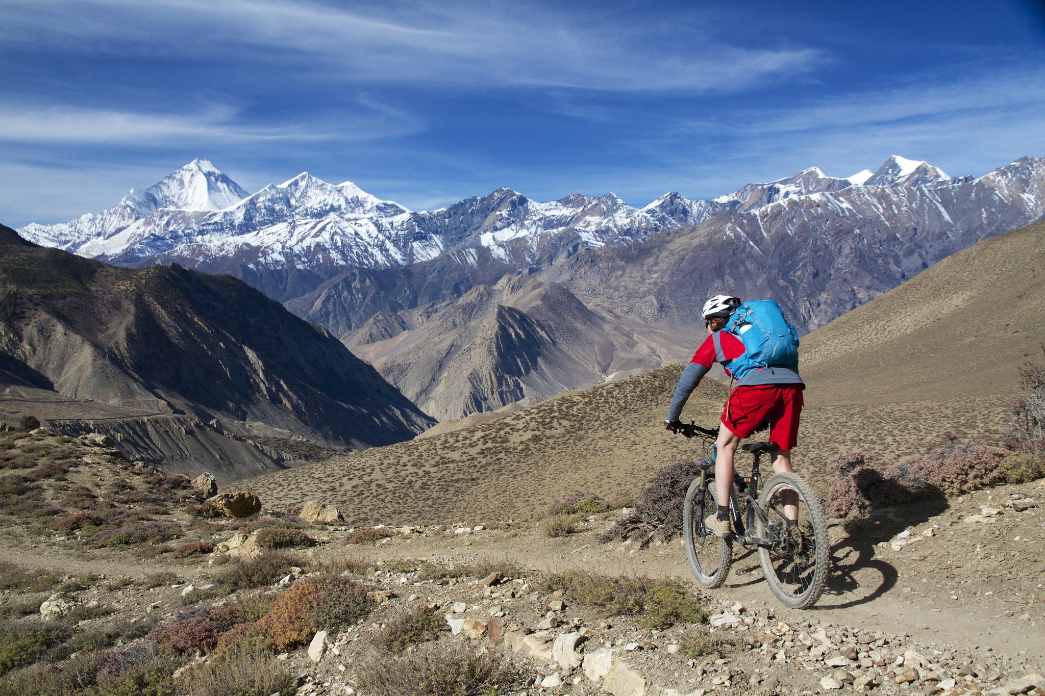 Lhasa To Kathmandu Biking Adventure - Bike Tours
