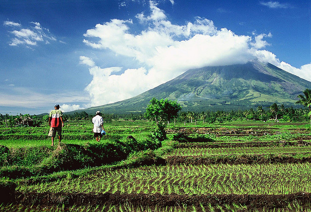 Mayon Volcano - Insight To Asia Tours